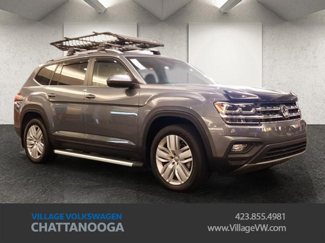 2019 Volkswagen Atlas V6 SE with Technology and 4MOTION® Chattanooga TN