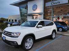 2019_Volkswagen_Atlas_V6 SE with Technology and 4MOTION®_ Clovis CA