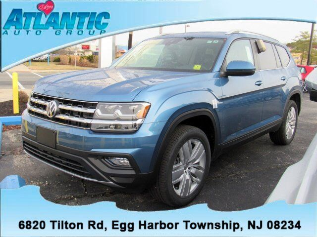 2019 Volkswagen Atlas V6 SE with Technology and 4MOTION® Egg Harbor Township NJ