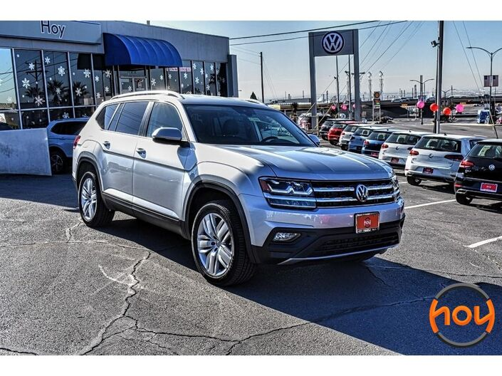 2019 Volkswagen Atlas V6 SE with Technology and 4MOTION® El Paso TX
