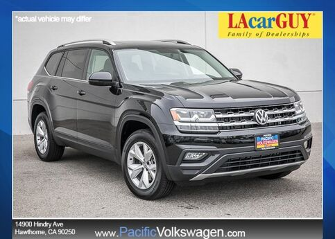 2019 Volkswagen Atlas V6 SE with Technology and 4MOTION® Torrance CA
