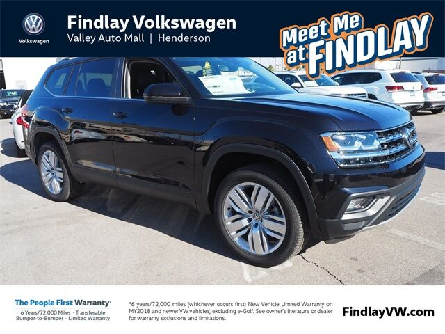 2019 Volkswagen Atlas V6 SE with Technology and 4MOTION® Henderson NV