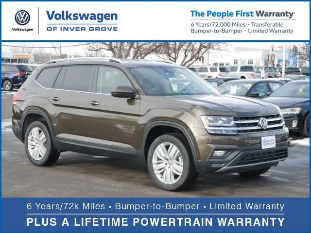 2019 Volkswagen Atlas V6 SE with Technology and 4MOTION® Inver Grove Heights MN