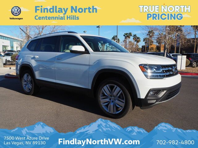 2019 Volkswagen Atlas V6 SE with Technology and 4MOTION® Las Vegas NV