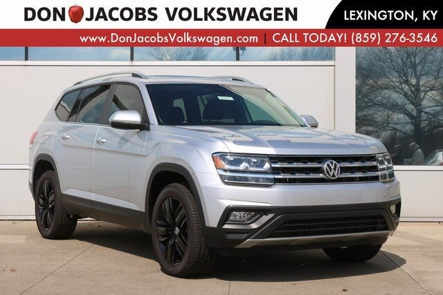 2019 Volkswagen Atlas V6 SE with Technology and 4MOTION® Lexington KY
