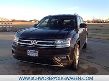 2019_Volkswagen_Atlas_V6 SE with Technology and 4MOTION®_ Lincoln NE
