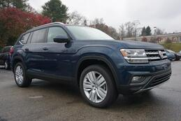 2019 Volkswagen Atlas V6 SE with Technology and 4MOTION®