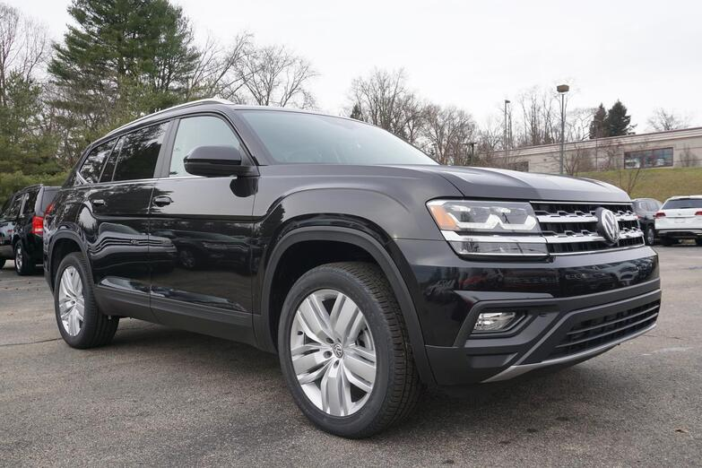 2019 Volkswagen Atlas V6 SE with Technology and 4MOTION® Pittsburgh PA