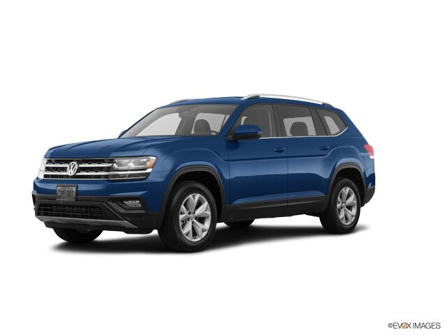 2019 Volkswagen Atlas V6 SE with Technology and 4MOTION® Mentor OH
