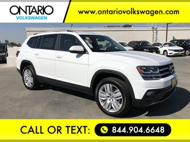 2019 Volkswagen Atlas V6 SE with Technology and 4MOTION® Ontario CA