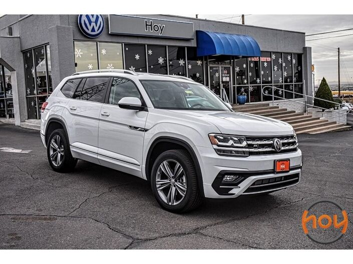 2019 Volkswagen Atlas V6 SE with Technology and 4MOTION® R-Line El Paso TX
