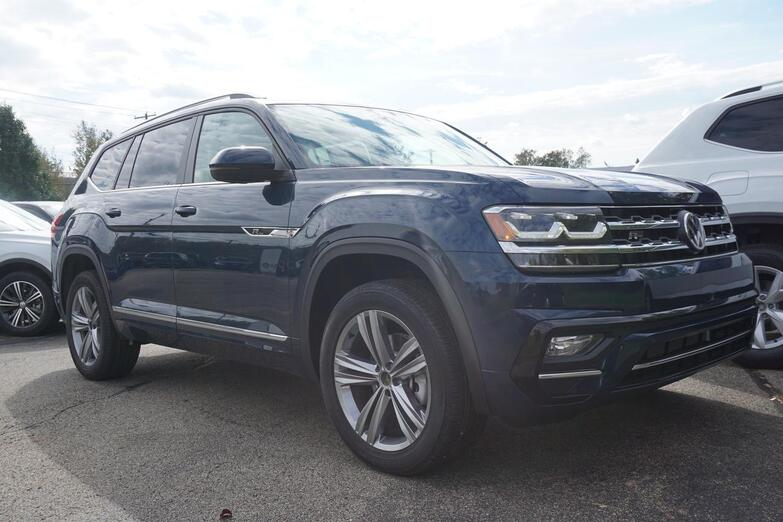 2019 Volkswagen Atlas V6 SE with Technology and 4MOTION® R-Line Pittsburgh PA