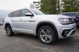 2019 Volkswagen Atlas V6 SE with Technology and 4MOTION® R-Line