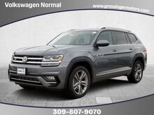 2019_Volkswagen_Atlas_V6 SE with Technology and 4MOTION® R-Line_ Normal IL