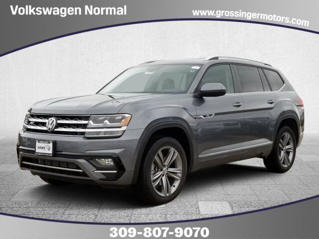 2019 Volkswagen Atlas V6 SE with Technology and 4MOTION® R-Line Normal IL