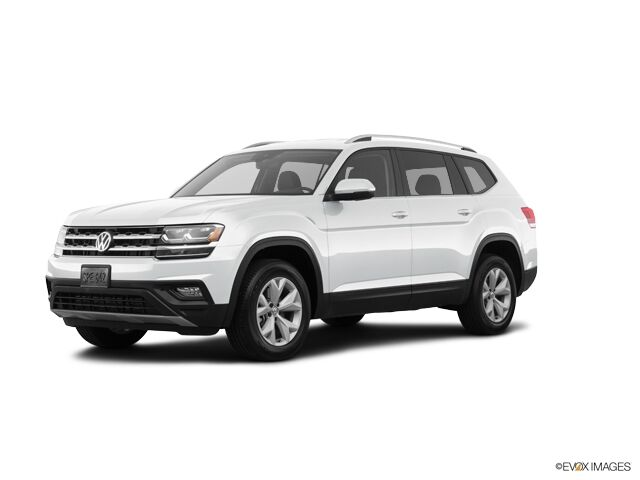 2019 Volkswagen Atlas V6 SE with Technology and 4MOTION® R-Line Summit NJ
