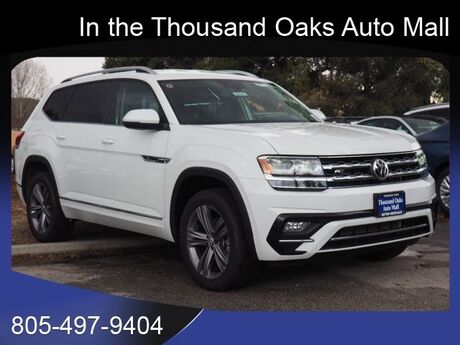 2019 Volkswagen Atlas V6 SE with Technology and 4MOTION® R-Line Thousand Oaks CA