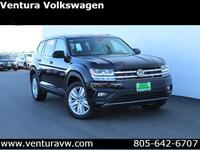Volkswagen Atlas V6 SE with Technology and 4MOTION® 2019