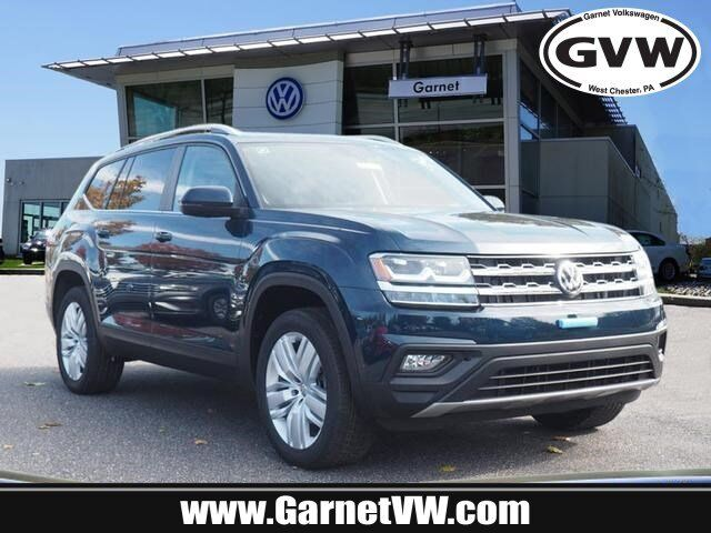 2019 Volkswagen Atlas V6 SE with Technology and 4MOTION® West Chester PA