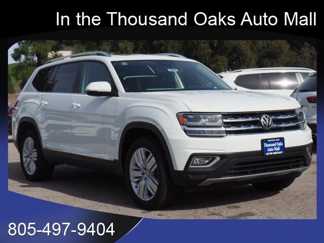 2019 Volkswagen Atlas V6 SEL 4Motion Thousand Oaks CA