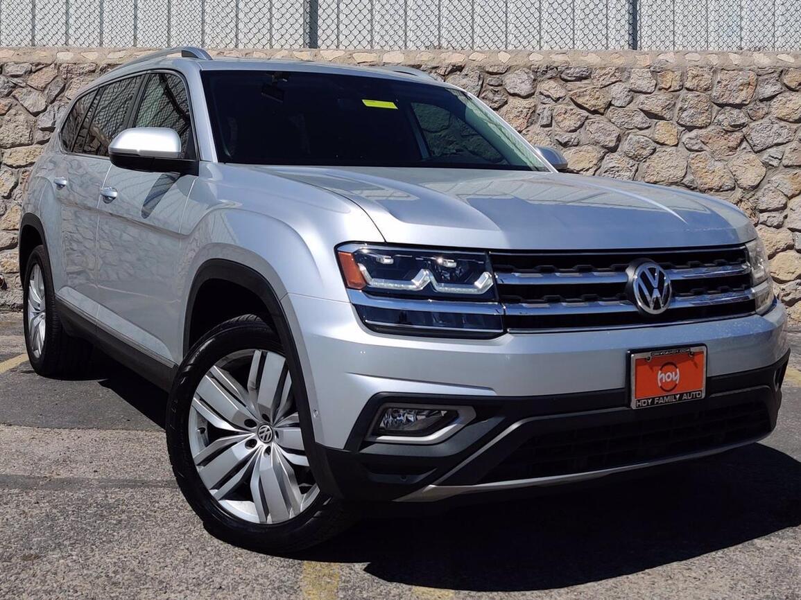 2019 Volkswagen Atlas V6 SEL Premium 4MOTION® El Paso TX