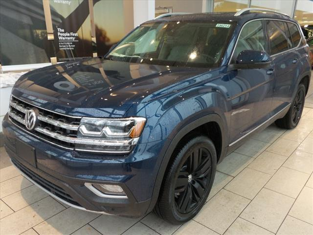 2019 Volkswagen Atlas V6 SEL Premium with 4MOTION® Brookfield WI