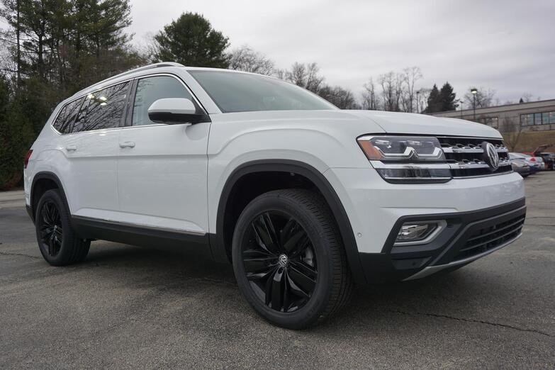 2019 Volkswagen Atlas V6 SEL Premium with 4MOTION® Pittsburgh PA
