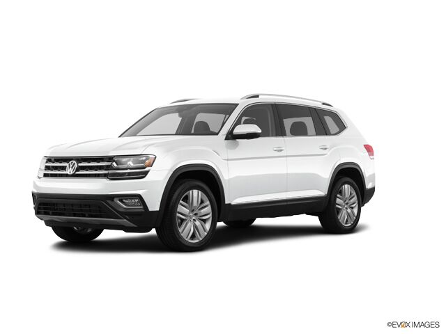 2019 Volkswagen Atlas V6 SEL Premium with 4MOTION® Mentor OH