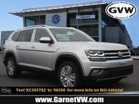 Volkswagen Atlas V6 SEL Premium with 4MOTION® 2019