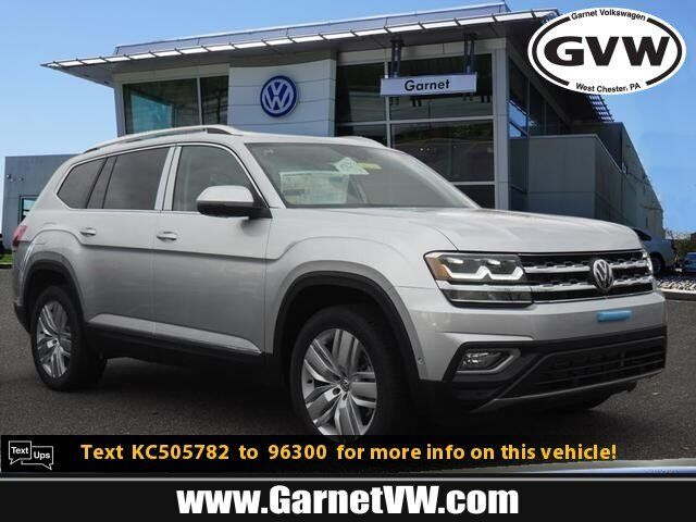 2019 Volkswagen Atlas V6 SEL Premium with 4MOTION® West Chester PA
