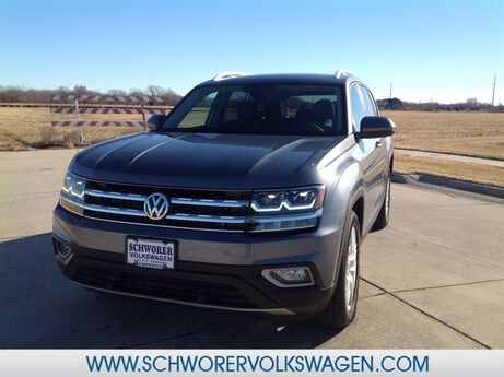 2019 Volkswagen Atlas V6 SEL with 4MOTION® Lincoln NE