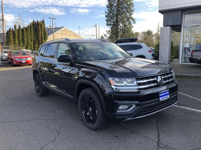 2019 Volkswagen Atlas V6 SEL with 4MOTION® McMinnville OR