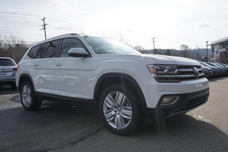 2019 Volkswagen Atlas V6 SEL with 4MOTION® Pittsburgh PA