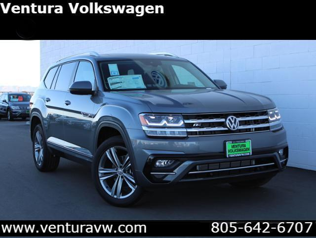 2019 Volkswagen Atlas V6 SEL with 4MOTION® R-Line Ventura CA