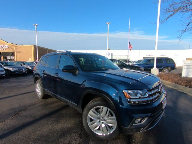 2019 Volkswagen Atlas V6 SEL with 4MOTION® Schaumburg IL