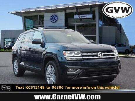 2019 Volkswagen Atlas V6 SEL with 4MOTION® West Chester PA