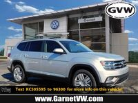 Volkswagen Atlas V6 SEL with 4MOTION® 2019
