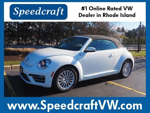2019 Volkswagen Beetle 2.0T Final Edition SE 2dr Convertible Wakefield RI