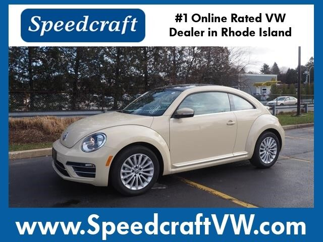 2019 Volkswagen Beetle 2.0T Final Edition SE 2dr Coupe Wakefield RI