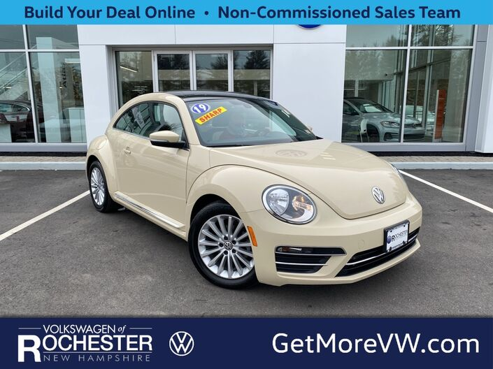 2019 Volkswagen Beetle 2.0T Final Edition SE Rochester NH