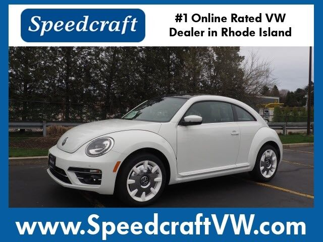 2019 Volkswagen Beetle 2.0T Final Edition SEL 2dr Coupe Wakefield RI