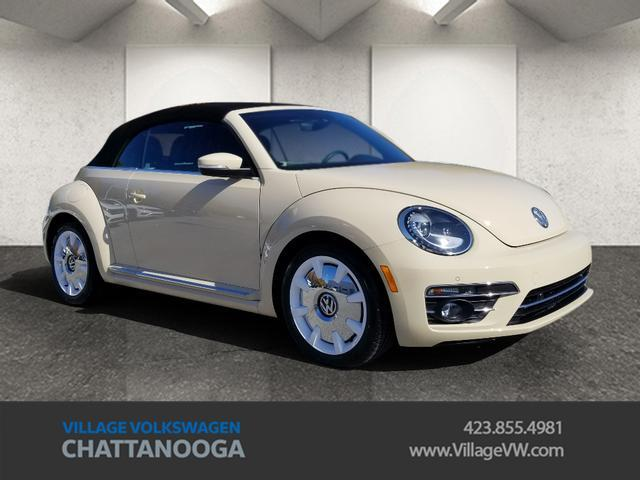 2019 Volkswagen Beetle 2.0T Final Edition SEL Chattanooga TN