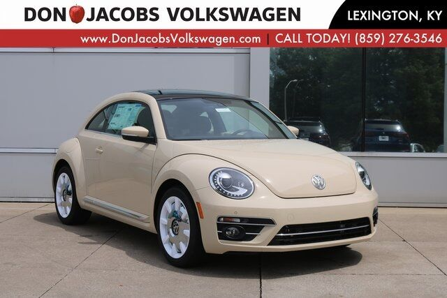 2019 Volkswagen Beetle 2.0T Final Edition SEL Lexington KY