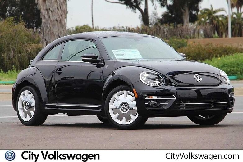 2019 Volkswagen Beetle 2.0T Final Edition SEL San Diego CA