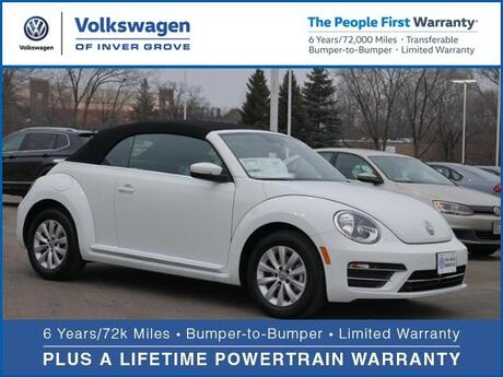 2019 Volkswagen Beetle 2.0T S Inver Grove Heights MN