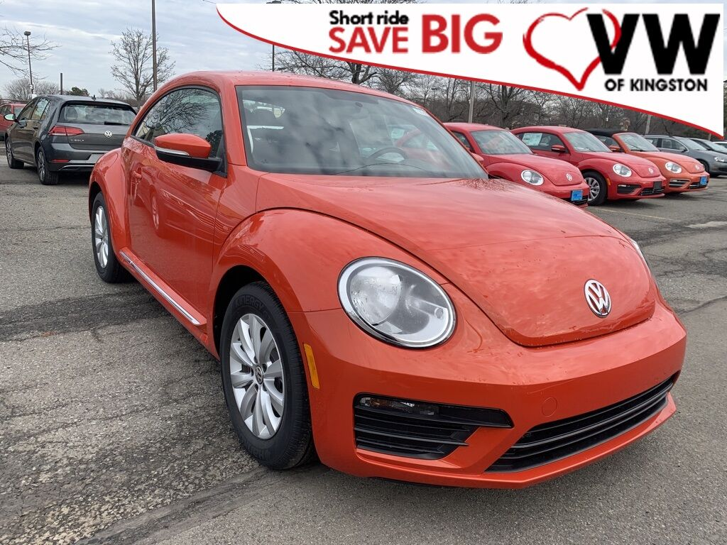 2019_Volkswagen_Beetle_2.0T S_ Kingston NY