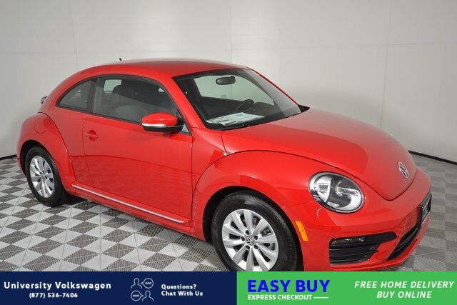 2019 Volkswagen Beetle 2.0T S Seattle WA