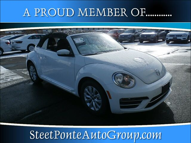 2019 Volkswagen Beetle 2.0T S Yorkville NY