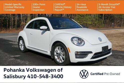 2019_Volkswagen_Beetle_2.0T SE ** VW CERTIFIED ** 7 YEAR / 84K MILE WARRANTY **_ Salisbury MD
