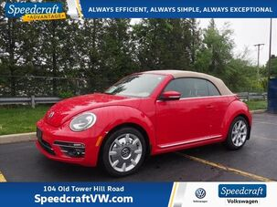 2019_Volkswagen_Beetle_2.0T SE 2dr Convertible_ Wakefield RI